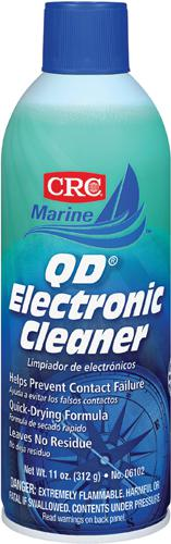 CRC INDUSTRIES - CRC ELECTRONIC CLEANER - 11 OZ